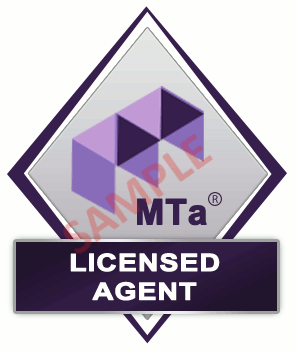 Licensed Agent Badge