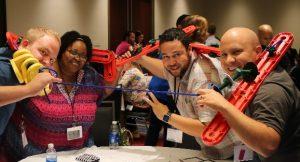 Experiential Team Development Activities